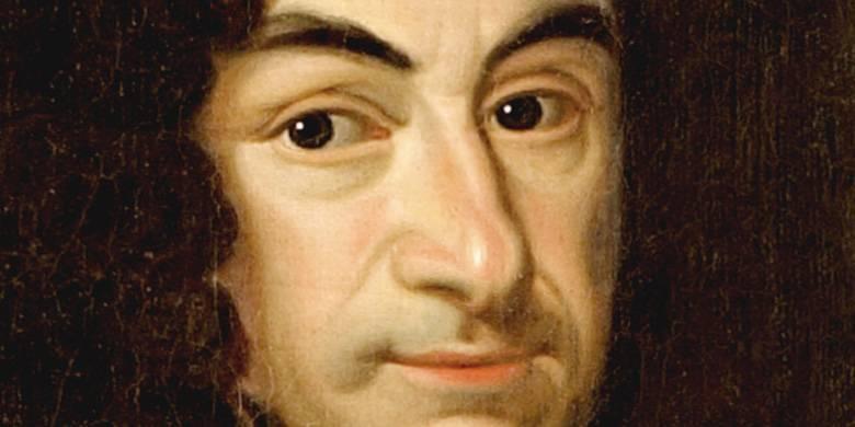 Retrato de Gottfried Wilhelm Leibniz en la Biblioteca pública de Hannover (Baja Sajonia)